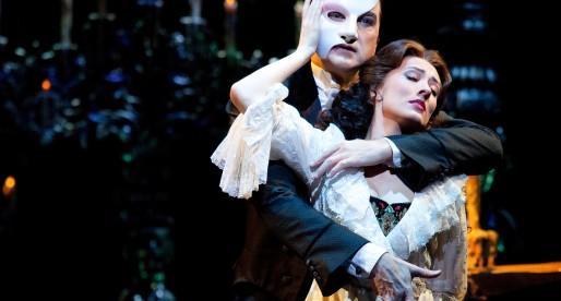 Andrew Lloyd Webber's Phantom of the Opera in Hong Kong