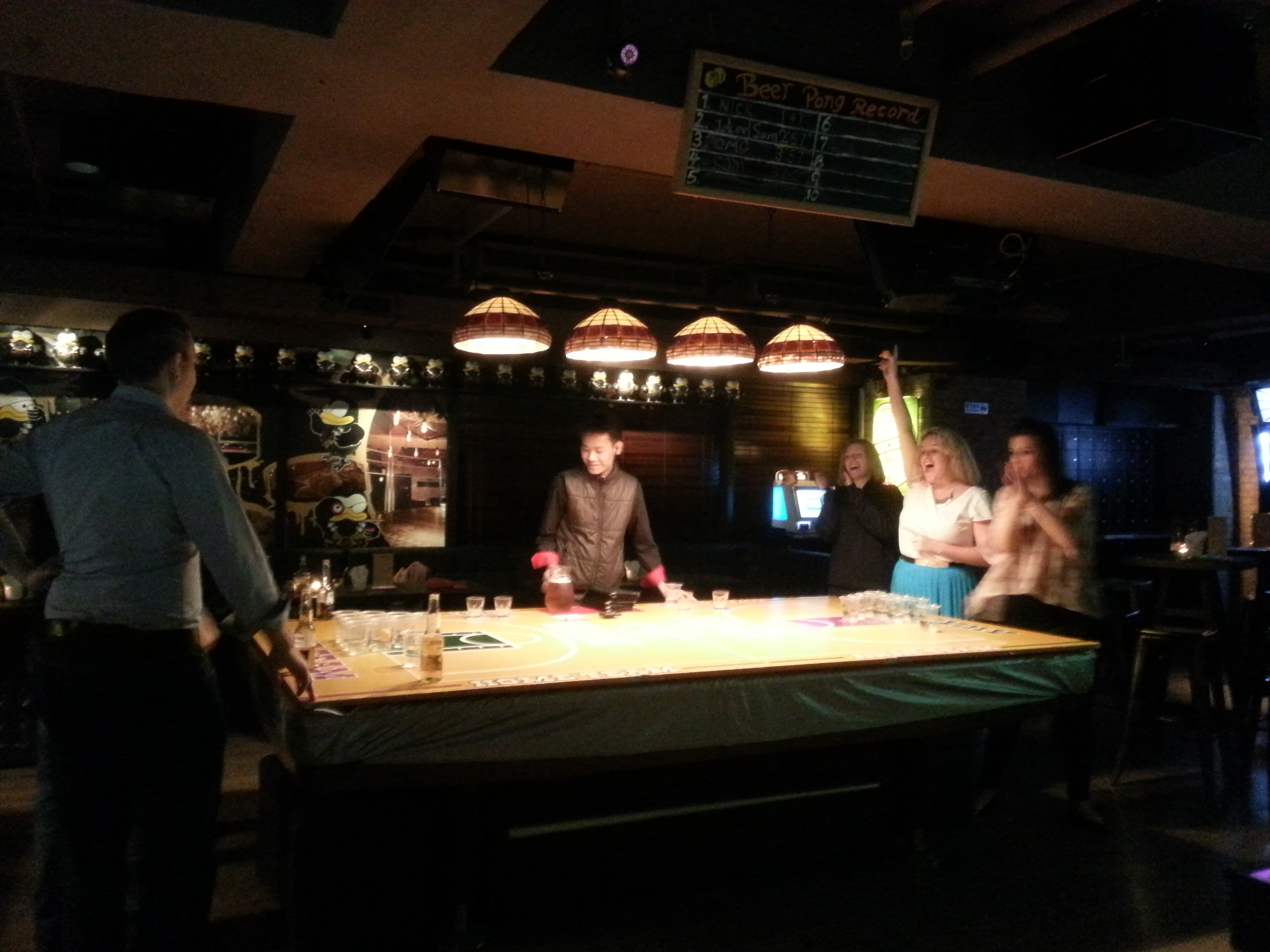 beer-pong