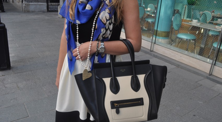 SATISFASHION: Colour that Black & White for Winter!