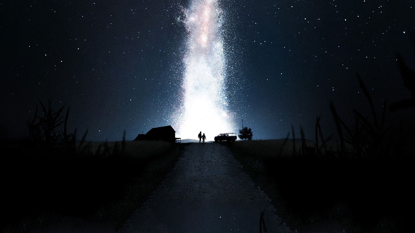 In Anticipation of 'Interstellar'