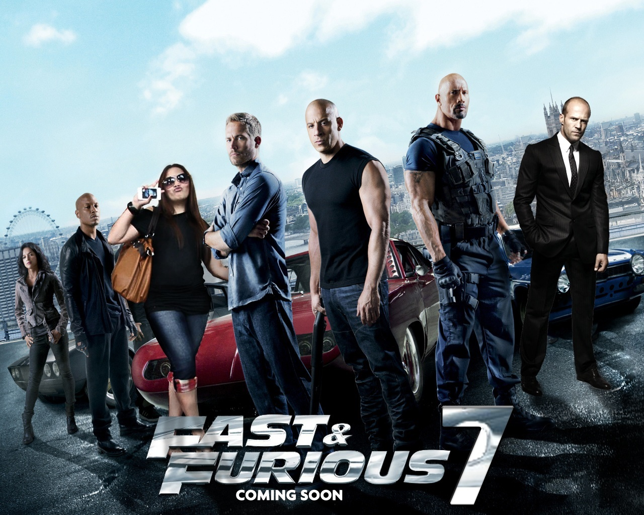 "Paul Walker's Last Movie: ""Furious 7"" Trailer Goes Viral"