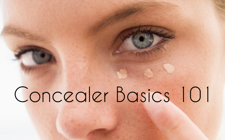 Madbuzz Beauty School: Concealer Basics 101