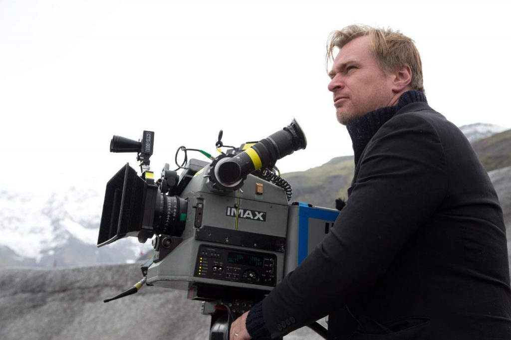 Christopher Nolan has always advocated his love for the IMAX format (sans 3D)