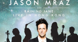 Jason Mraz Set to Hit Up Hong Kong