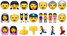 "Thoughts on Apple's Racist / Anti-Racist ""Yellow Asian"" Emojis"