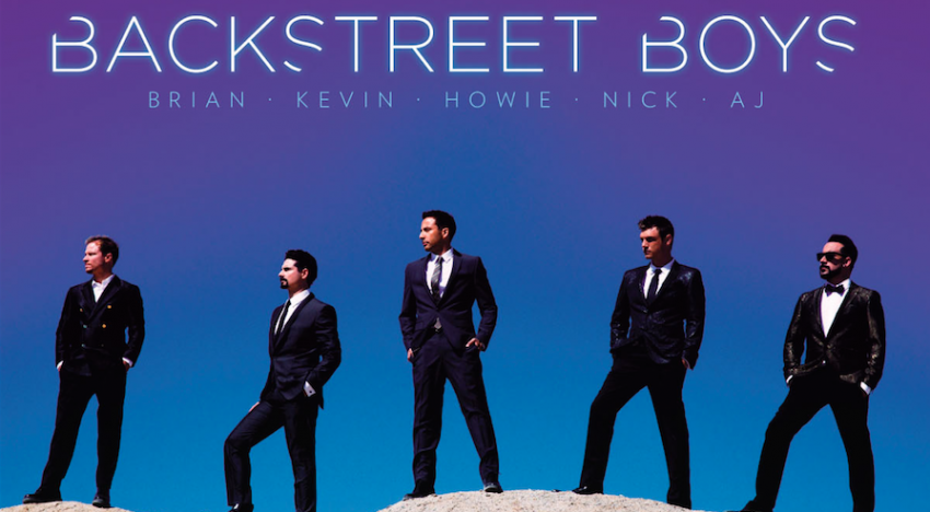Backstreet's Back, Alright!