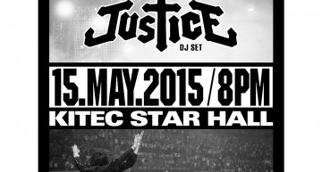 Your Mum Presents: Justice (DJ Set) in Hong Kong
