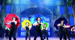 Singin' in the Rain Hits Hong Kong with a SPLASH