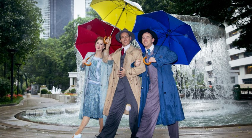 5 fun things we learned from the cast of Singin' in the Rain