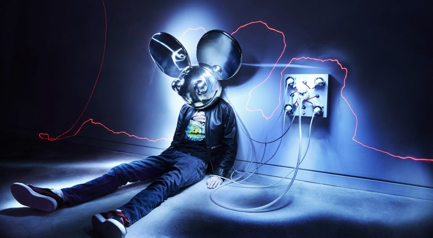 Win tickets to see deadmau5 LIVE