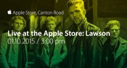 LAWSON to perform at TST Canton Road Apple Store