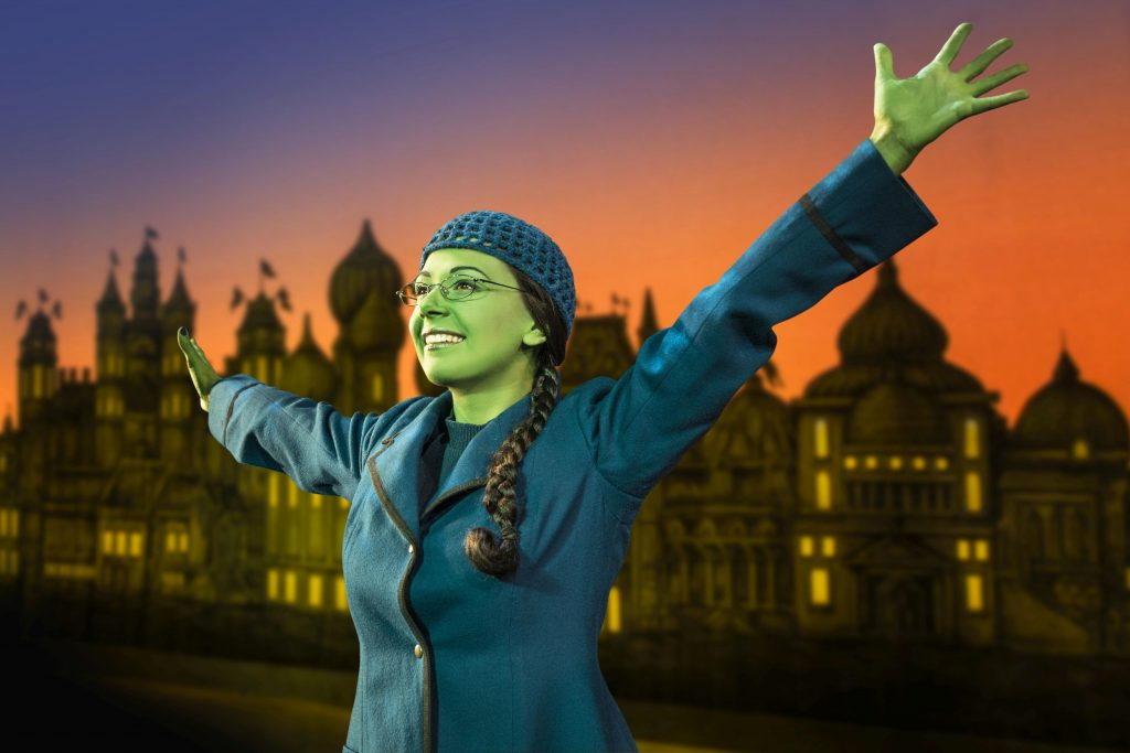 Wicked UK Tour_Elphaba_Photo by Matt Crockett