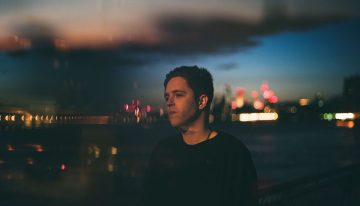 Benjamin Francis Leftwich: The poet, the sonic architect and the fighter
