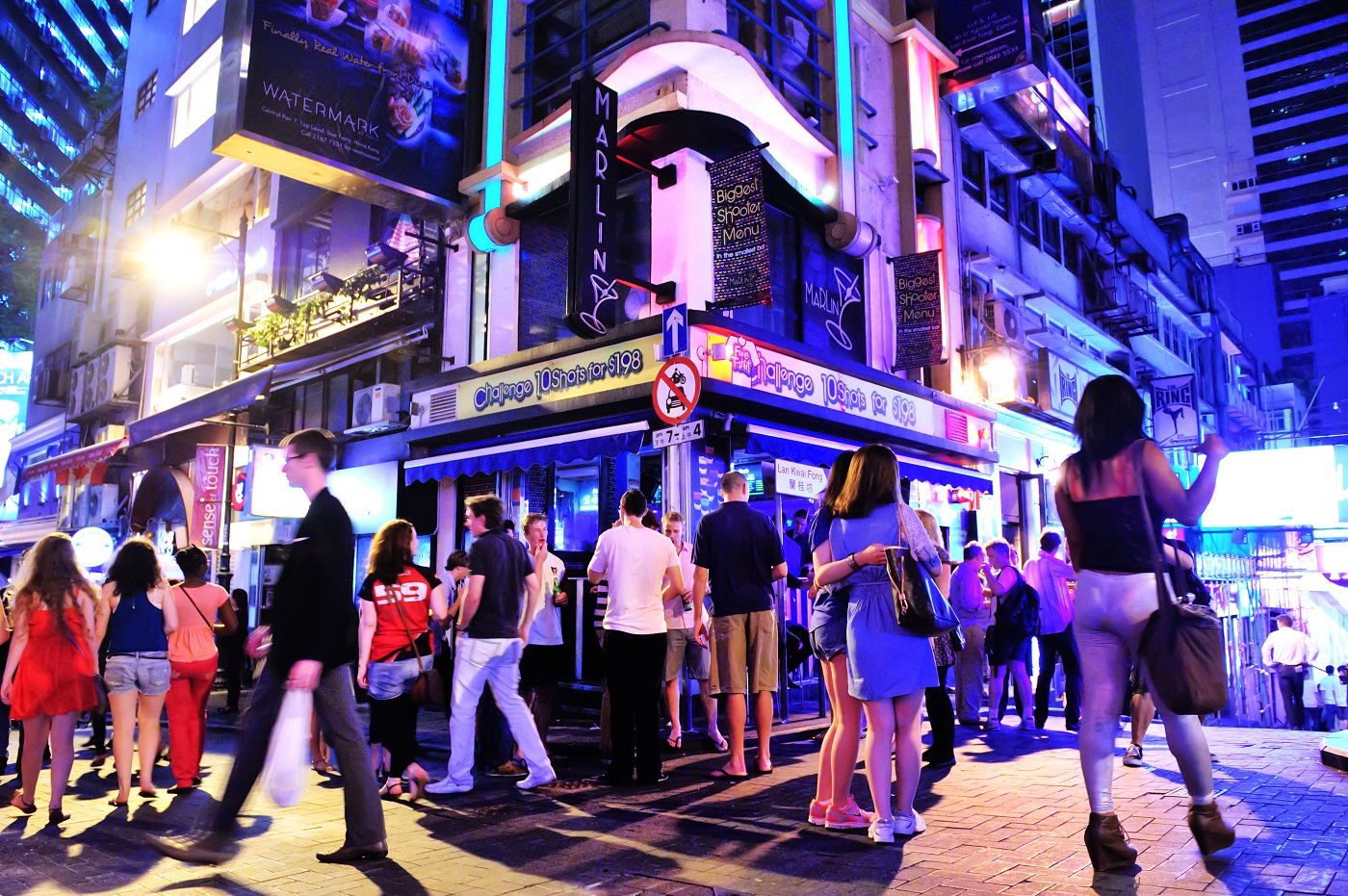 The 11 Types Of People You Meet In Lan Kwai Fong