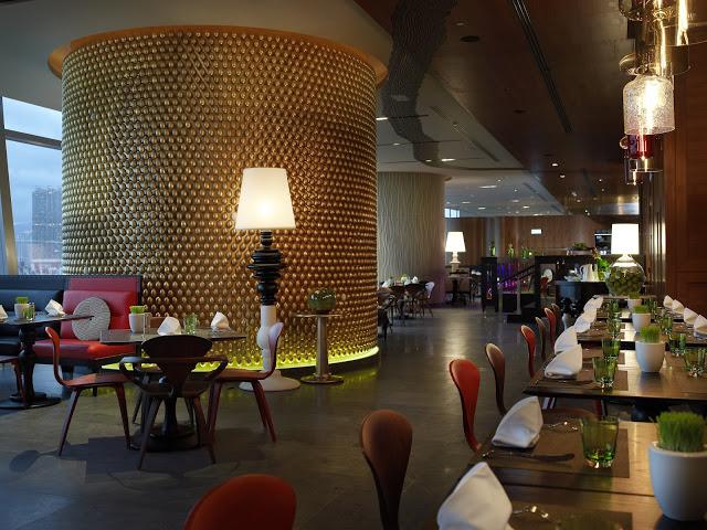 W Hong Kong-Kitchen restaurant-Main dining