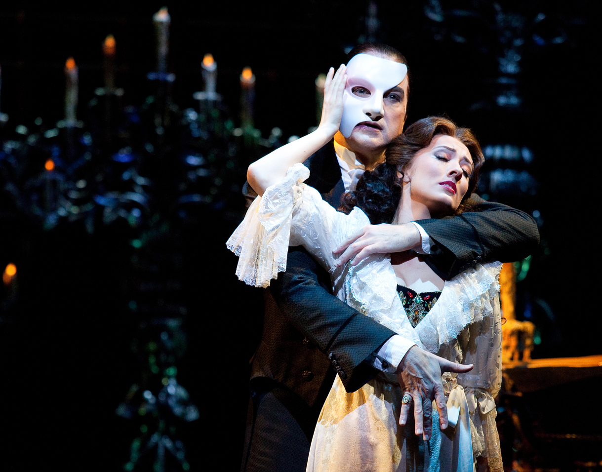 7 Reasons Why We Can't Wait for the Phantom of the Opera Live in HK