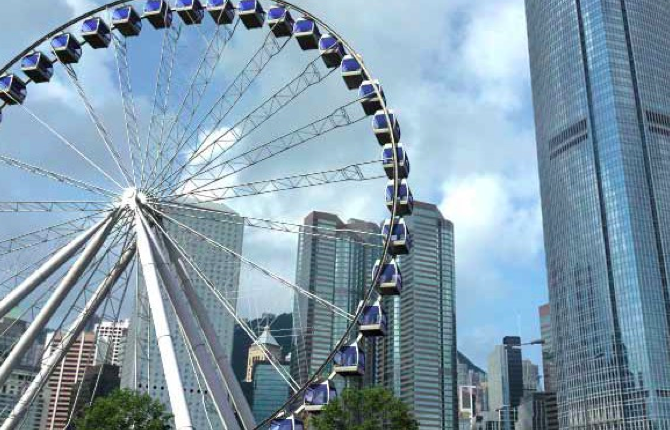 """The Hong Kong Eye"""