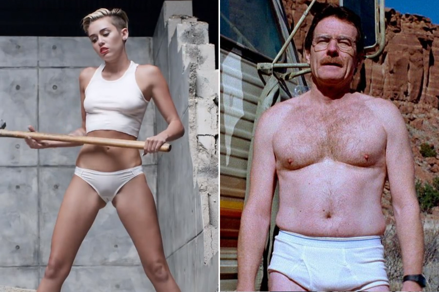 01-2013-halloween-costumes-miley-cyrus-wrecking-ball