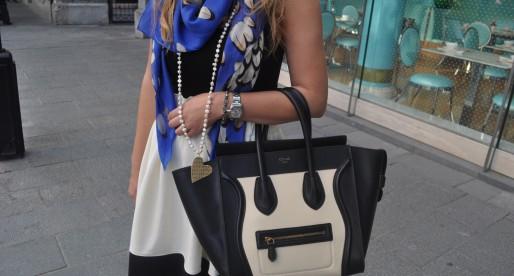 SATISFASHION: Colour that Black & White for Winter!