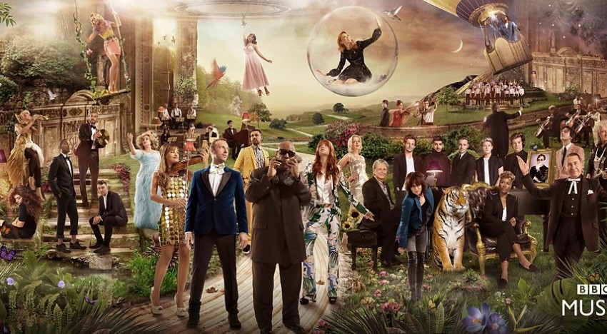 BBC's New Charity Single 'God Only Knows' Is The Most Star Studded Collab Ever