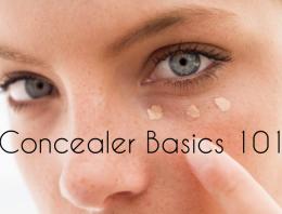 Madbuzz Beauty School: Concealer Basics 101