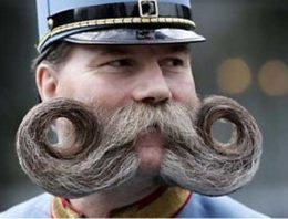 In Honor of Movember – Some of the Greatest Beards and Stache's Ever