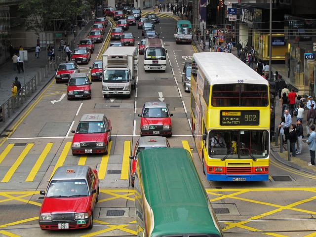 HK transport