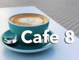 Cafe 8: Good Karma Coffee Shop
