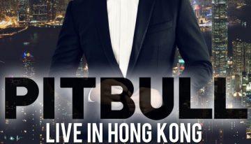 Pitbull Live in Hong Kong 2015