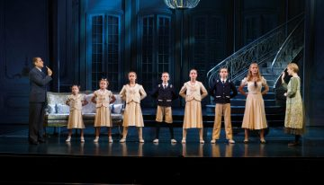 The London West End Production of The Sound of Music In Hong Kong