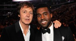"""Kanye's New Single """"Only One"""" Featuring Paul McCartney"""
