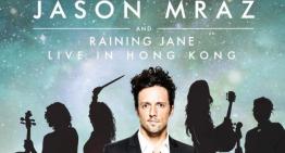 Jason Mraz Set to Hit Up Hong Kong