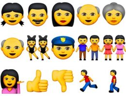 """Thoughts on Apple's Racist / Anti-Racist """"Yellow Asian"""" Emojis"""