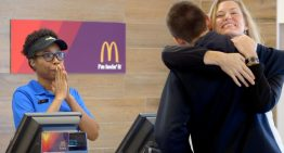 McDonald's Will Now Accept Dancing As Payment. True Story.