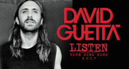 EDM God David Guetta returns to Hong Kong