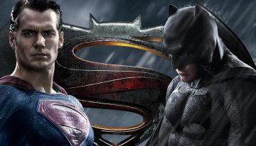 Batman V Superman?!