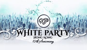 Win Tickets to White Party Hong Kong!