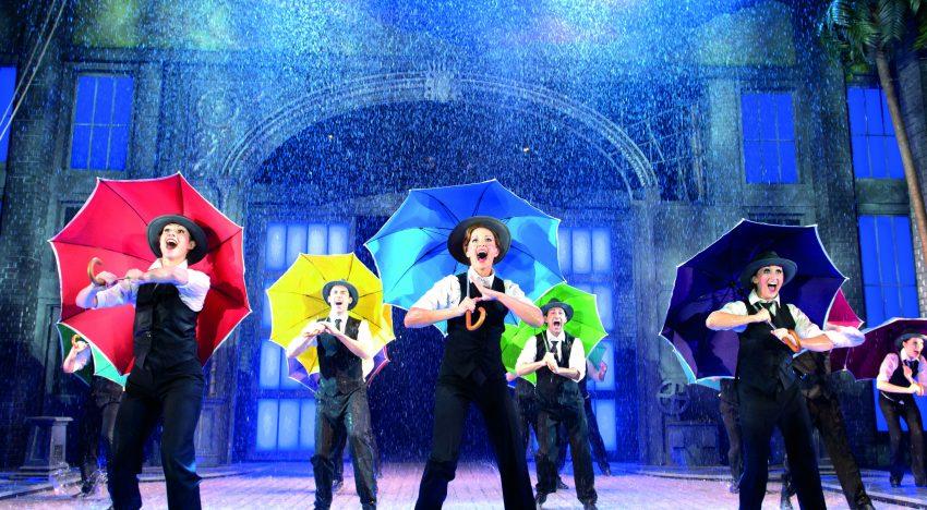 Singin' in the Rain Hits Hong Kong with a SPLASH