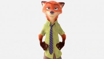 """Watch The Brand New Teaser Trailer For Disney's """"Zootopia"""""""