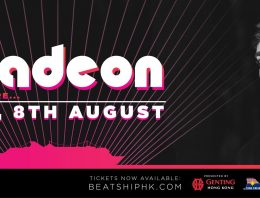You could be chanting IM ON A BOAT with MADEON