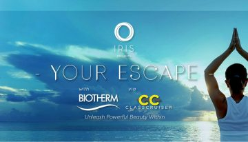IRIS Your Escape – Hong Kong's Biggest FREE Yoga & Wellness Festival