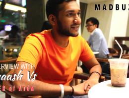 Hong Kong's Rising Stars: Avinaash V.'s Indiegogo campaign for sleek portable power outlet ATOM