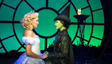Wicked to come to Hong Kong this December